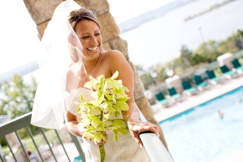 Chateau on the Lake Resort and Spa - Wedding Bride