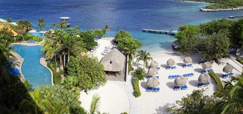 Curacao Hilton Hotel - Hotel Grounds