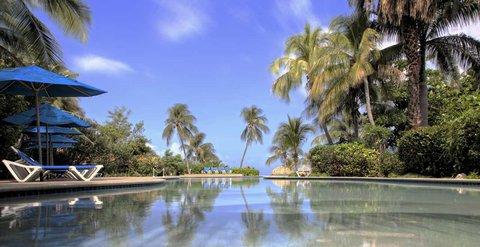 Curacao Hilton Hotel - Infinity Pools