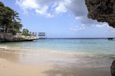 Curacao Hilton Hotel - Beach