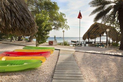 Curacao Hilton Hotel - Water Sports Center