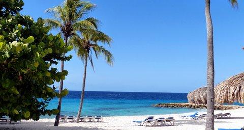 Curacao Hilton Hotel - Second beach