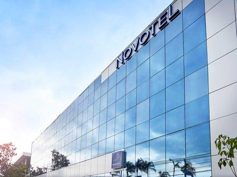 Novotel Rio Parque Olimpico (Opening November 2014) - Exterior