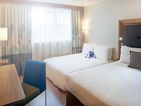 Novotel Rio Parque Olimpico (Opening November 2014) - Guest Room