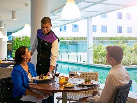 Novotel Rio Parque Olimpico (Opening November 2014) - Restaurant