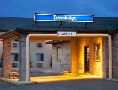 Elko NV Travelodge Hotel - Exterior