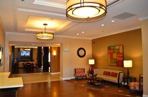 Lobby - Holiday Inn Express Hotel & Suites Smithfield