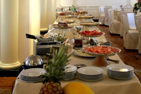 Hotel Dei Platani - Restaurant
