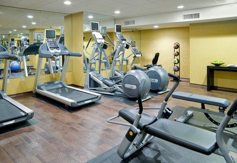 Millennium Bostonian Hotel Boston - Fitness Center