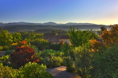 Terre Blanche Hotel Spa Golf - View from Suites   Villas