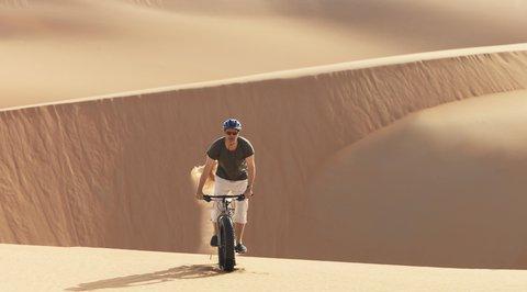 أنتارا قصر السراب منتجع الصحراء - Fat Biking