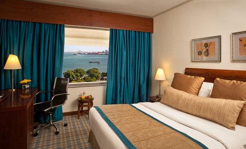 New Africa Hotel-Dar Es Salaa - Club Harbour View Room