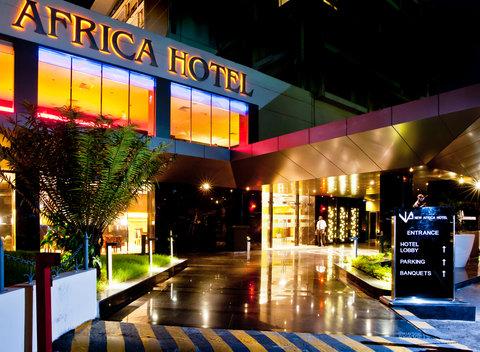 New Africa Hotel-Dar Es Salaa - NewAfricaHotel
