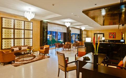 New Africa Hotel-Dar Es Salaa - Hotel Lobby