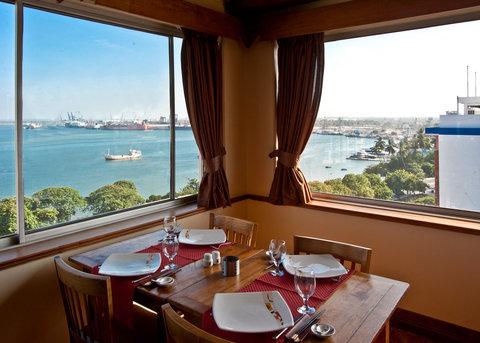 New Africa Hotel-Dar Es Salaa - Sawasdee Thai Restaurant