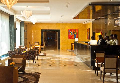 New Africa Hotel-Dar Es Salaa - LoobyView