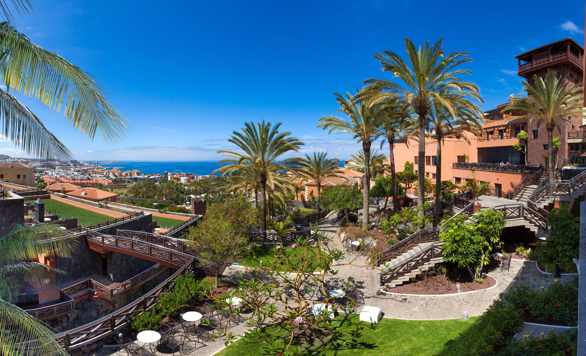 Meli Jardines del Teide en Costa Adeje Tenerife desde