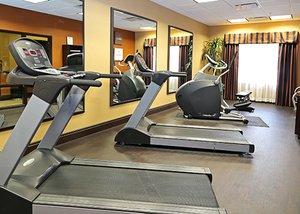 Fitness/ Exercise Room - Comfort Suites Lexington