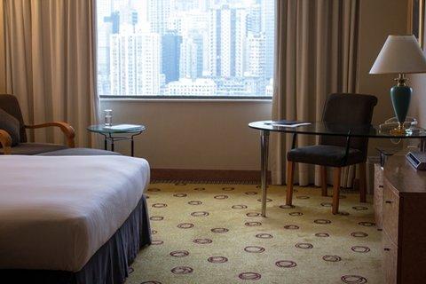 香港柏宁铂尔曼酒店 - Premier Deluxe Queen