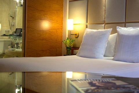 香港柏宁铂尔曼酒店 - Deluxe Executive Queen