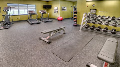 Holiday Inn Express & Suites PITTSBURGH SW - SOUTHPOINTE - Fitness Center