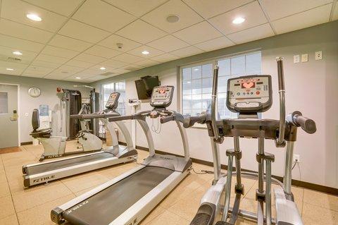 Holiday Inn SPOKANE AIRPORT - Fitness Center