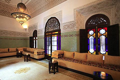 فندق رياض شهرزاد  - Lounge