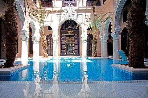 فندق رياض شهرزاد  - Pool