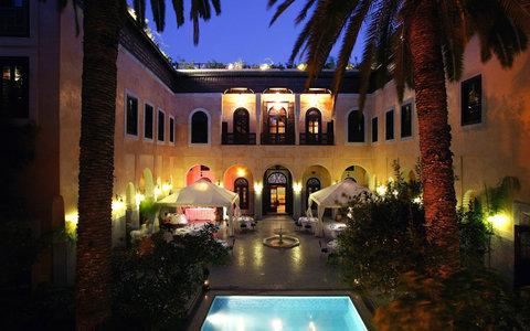 فندق رياض شهرزاد  - Exterior