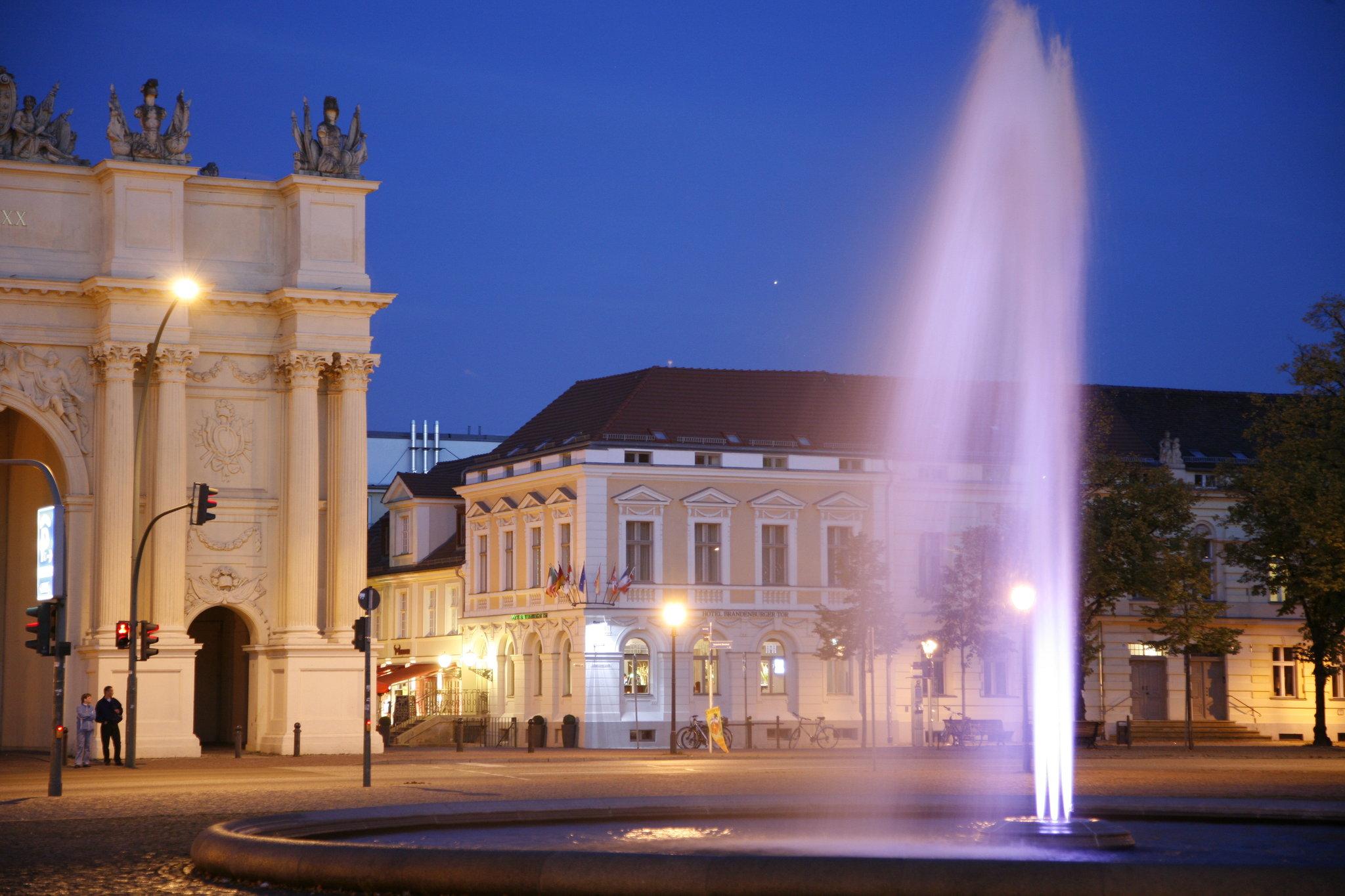 Hotel Am Brandenburger Tor