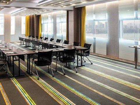 香港柏宁铂尔曼酒店 - Meeting Room