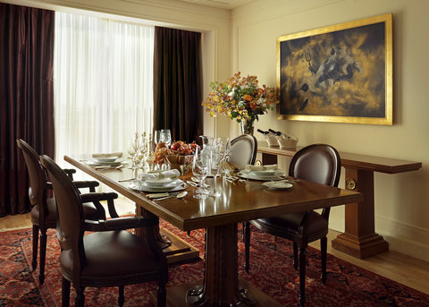 NJV Athens Plaza (Preferred Hotels and Resorts) - Presidential Suite