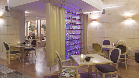 NJV Athens Plaza (Preferred Hotels and Resorts) - Plaza Lounge