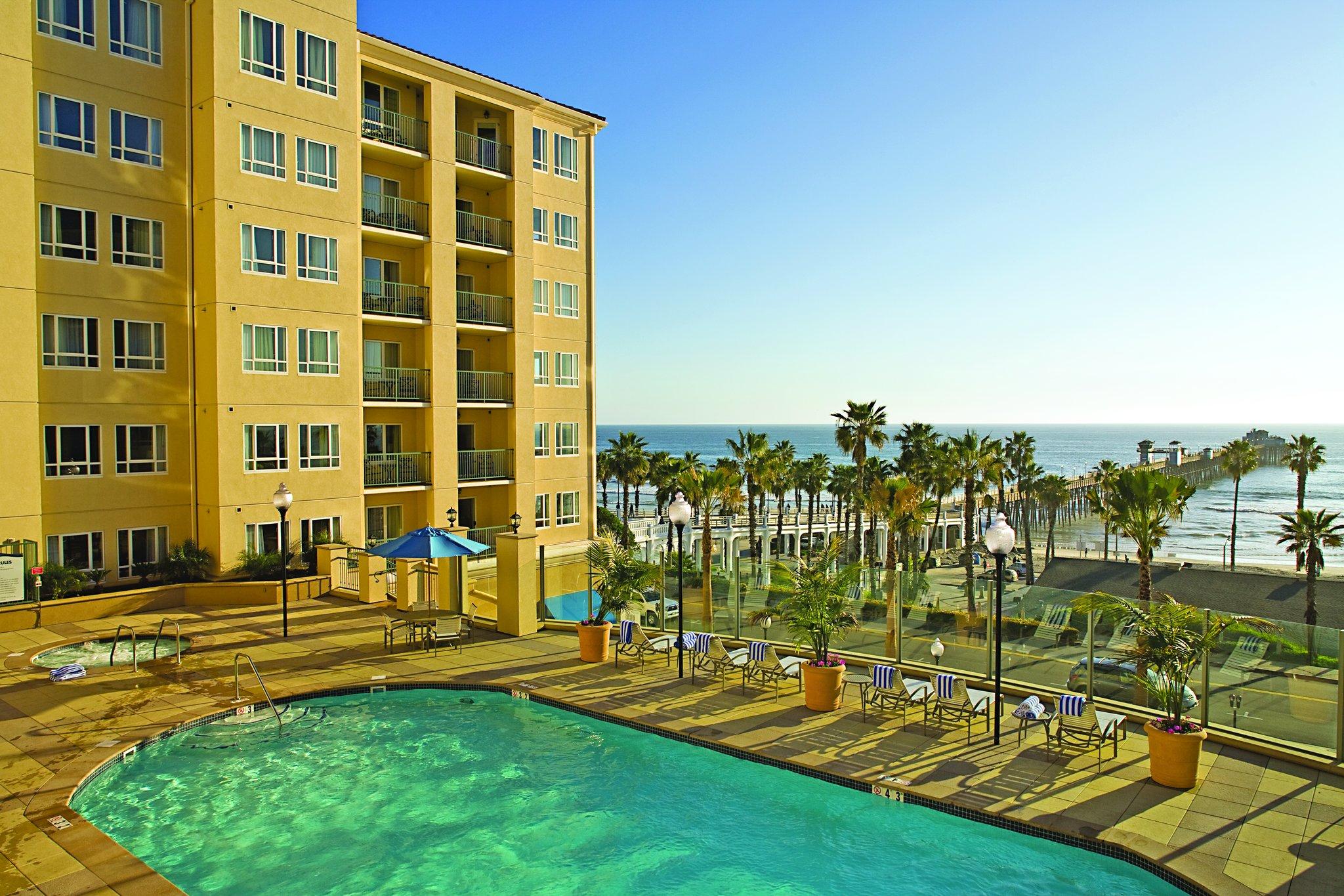 Oceanside San Diego Resort - Wyndham Oceanside Pier Resort