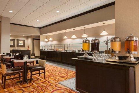 Hilton Fort Wayne at the Grand Wayne Convention Center - 1020 Bistro Buffet