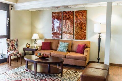 Comfort Inn Near Ft. Bragg - LOBBY