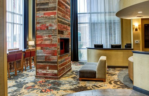 Cambria Suites & Conference Center - West Fargo - Lobby