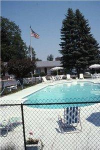 Pool - Berkshire Inn Pittsfield