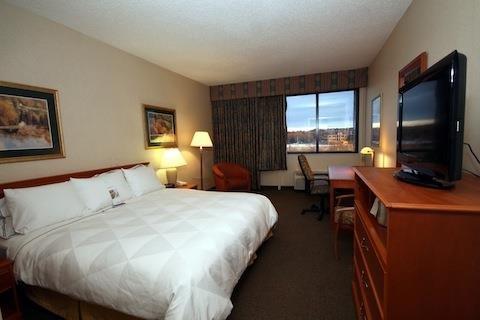 Radisson Riverfront Hotel - City Side King