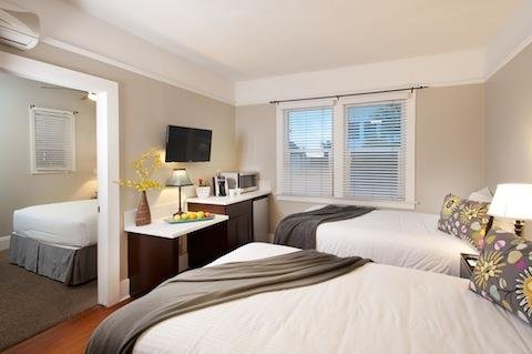 Hotel Vyvant - Suite w Kitchenette