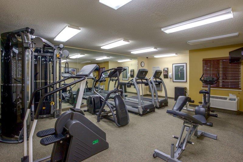 Candlewood Suites DURHAM-RTP - Carrboro, NC