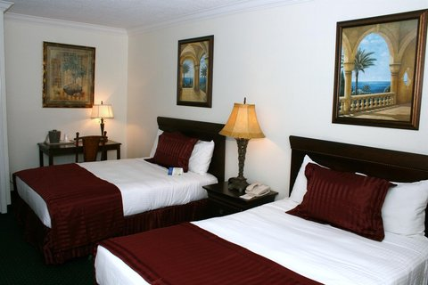 Boca Raton Plaza Hotel and Suites - Guest room