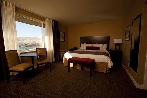 Celilo Inn - Guest room