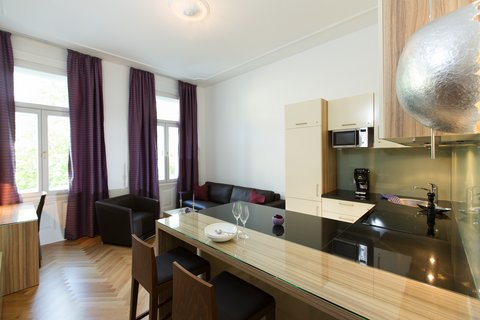 LiViN Wien Parlament - Apartment Deluxe at Liv In Wien Parlament