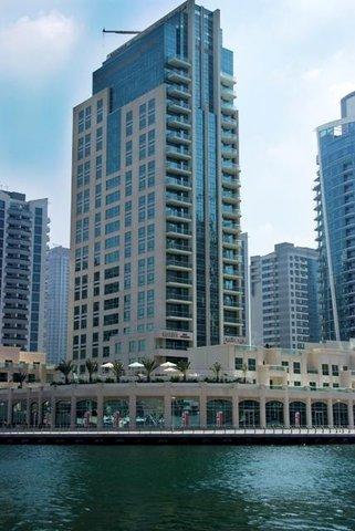 Marina Hotel Apartments - Exterior view