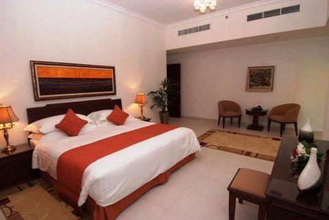 Marina Hotel Apartments - Guest room