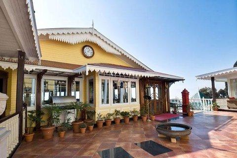Hotel Mayfair Darjeeling - Exterior view
