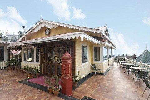 Hotel Mayfair Darjeeling - Lobby view