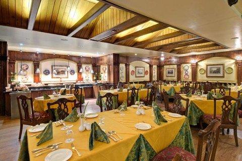 Hotel Mayfair Darjeeling - Restaurant
