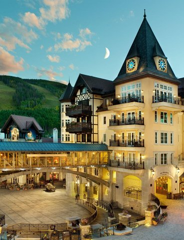 The Arrabelle at Vail Square - Exterior view